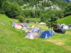 Charme campings Italië