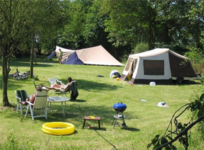 Charme camping toscane